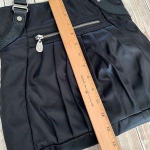 Baggallini Bags - Baggallini Black Nylon Shoulder Bag NWOT